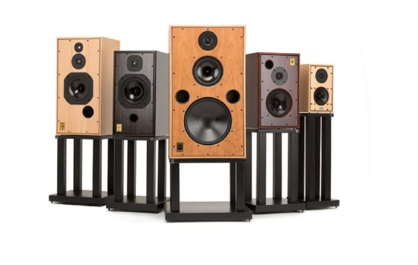 4 Post Speaker stands 26′ Tall for Harbeth M40.2
