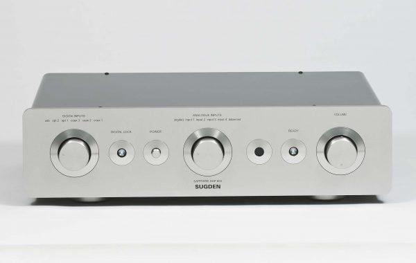 Sapphire DAP-800 藍寶石純A類前級