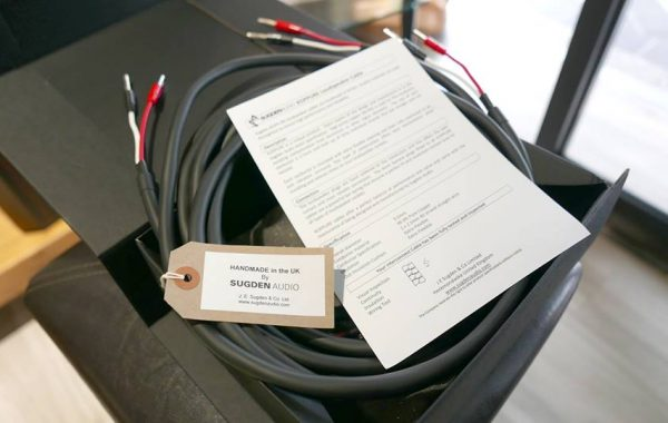 Koppure speaker cables