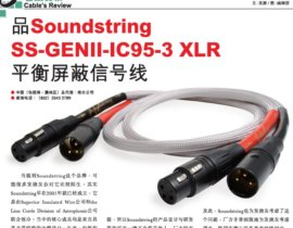 Soundstring XLR Review