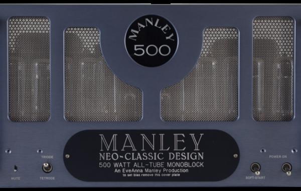 Neo-Classic 500 Watt Monoblocks (Pair)  500W後級(1對)