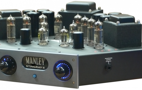 STINGRAY II Integrated Amplifier 魔鬼魚合併機