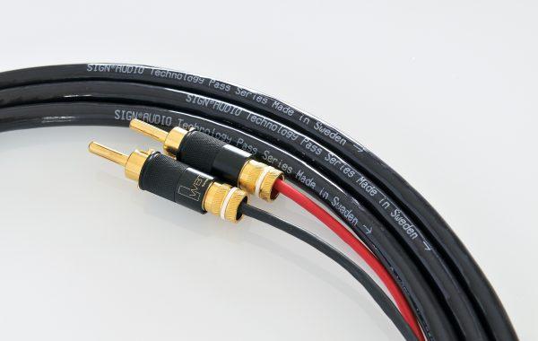 LS Cable(banana/spade)  喇叭線(蕉/叉 插)