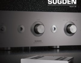 Sugden ANV-50 Super AV magazine cover
